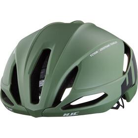 HJC Furion Casque pour vélo de route, matt olive